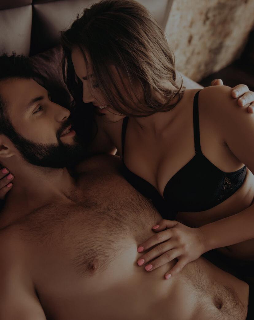 Augmentation de l'orgasme masculin grâce au traitement PRP
