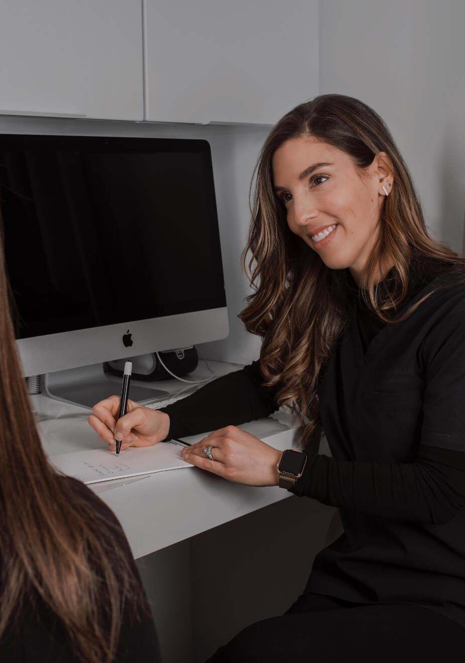 Dre Mélissa Nantel-Battista, dermatologue à la Clinique Chloé